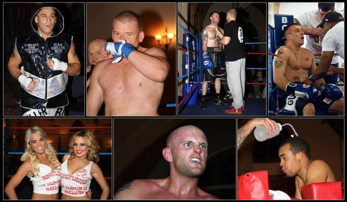 Boxing Panel