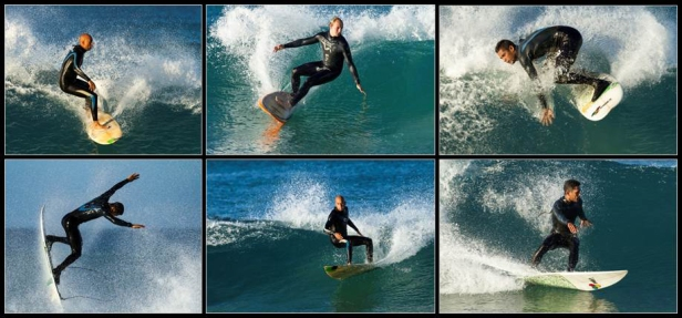 PE Surfers Panel