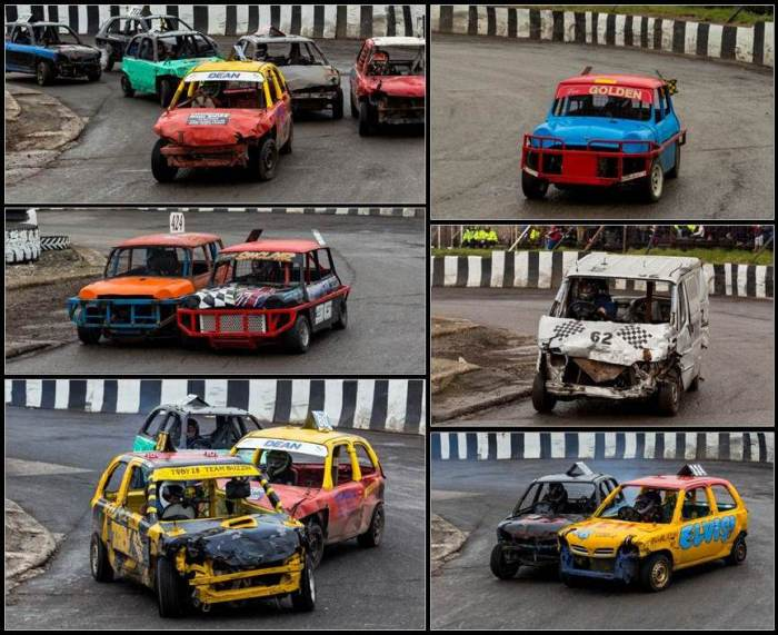 Warton Stock Cars Panel