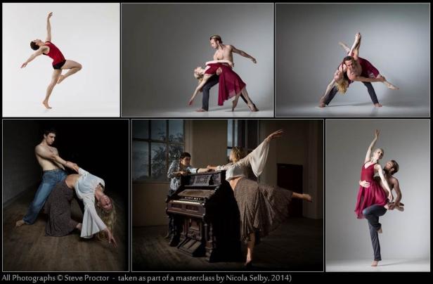 Velocity Dance Panel