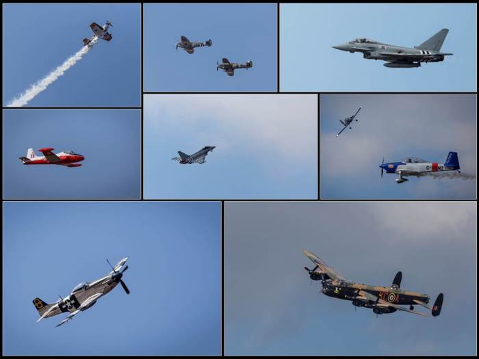 Southport Airshow Panel