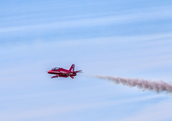 Red Arrows, Southport Airshow