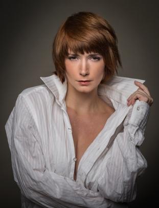 Stephanie Dubois at Abbey Mill Studio, Chorley