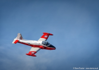 Jet Provost, Southport Airshow
