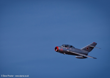 MiG 15, Southport Airshow