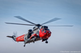 Sea King Helicopter, Southport Airshow