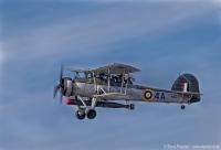 Swordfish Biplane, Southport Airshow