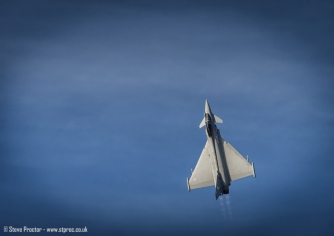 Eurofighter Typhoon, Southport Airshow