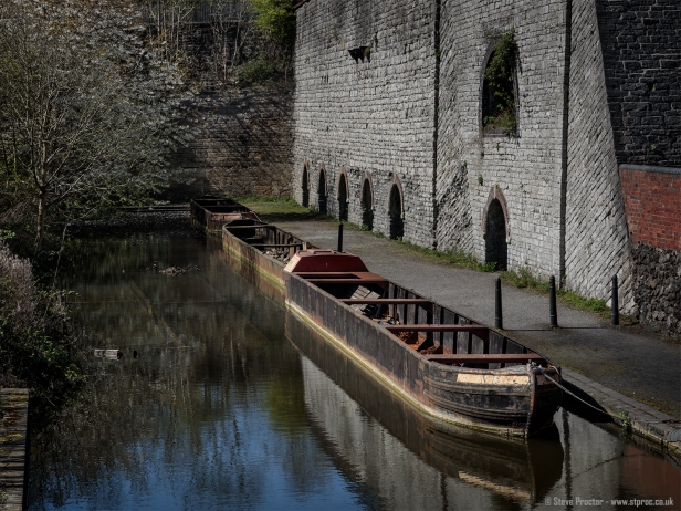 Canal Barge Mooring