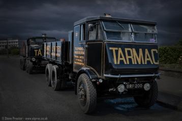Tarmac Steam Wagon