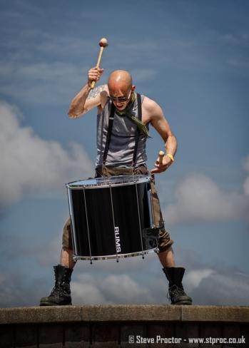 DeatBeat Drummer - Mad Dog