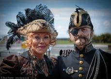 Steampunk Couple