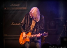 JImmy Murrison of Nazareth at the Grand
