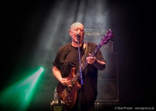 Pete Agnew of Nazareth at the Grand