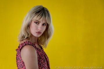 Pippa Doll - Portrait