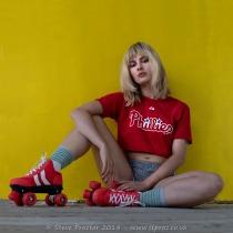 Pippa Doll - Roller Girl