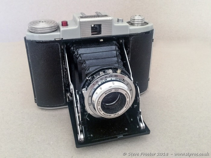 Vintage Kodak 66 Model III web