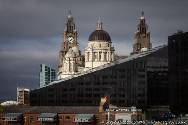 Albert Dock & Port of Liverpool Building
