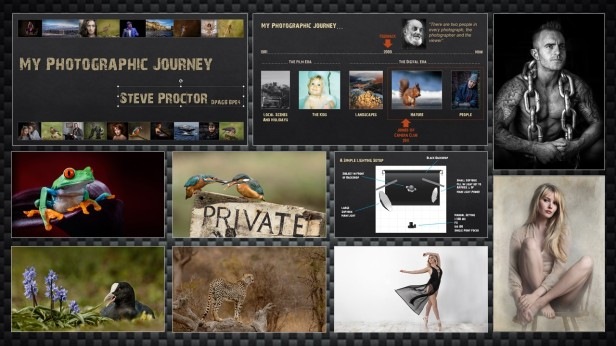 My Photo Journey Slide